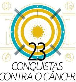 23 conquistas contra o câncer